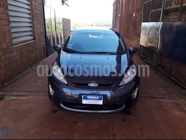 Foto venta Auto Usado Ford Fiesta  Titanium  (2013) color Gris Oscuro precio $295.000