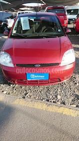 Foto venta Auto Usado Ford Fiesta Trend 1.6L (2007) color Rojo precio $2.980.000