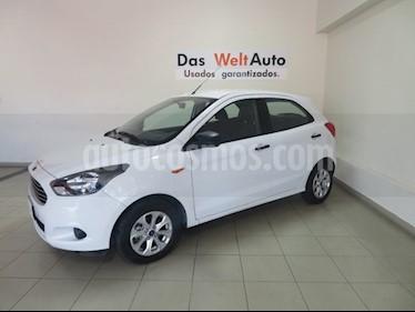 Foto venta Auto Seminuevo Ford Figo Hatchback Energy (2017) color Blanco precio $172,995