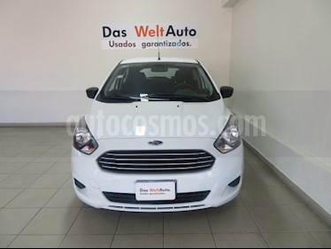 Foto venta Auto Seminuevo Ford Figo Hatchback Energy (2017) color Blanco Oxford precio $172,995