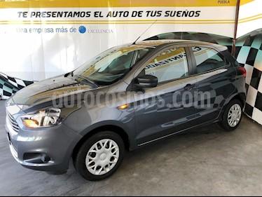 Foto venta Auto Seminuevo Ford Figo Hatchback Impulse A/A (2017) color Gris precio $170,000