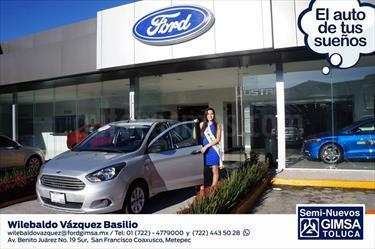 Foto Ford Figo Sedan Energy Aut