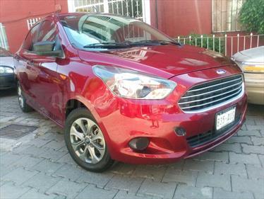 Foto venta Auto Seminuevo Ford Figo Sedan Energy (2016) color Rojo Cerezo precio $125,900