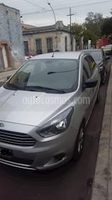 Foto venta Auto Seminuevo Ford Figo Sedan Energy (2016) color Plata precio $138,500