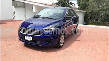 Foto venta Auto nuevo Ford Figo Sedan Impulse A/A color Azul Relampago precio $198,400