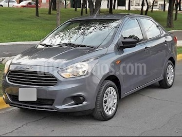 Foto venta Auto Seminuevo Ford Figo Sedan Impulse A/A (2016) color Gris precio $140,000