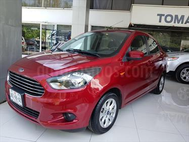 foto Ford Figo Sedan Titanium