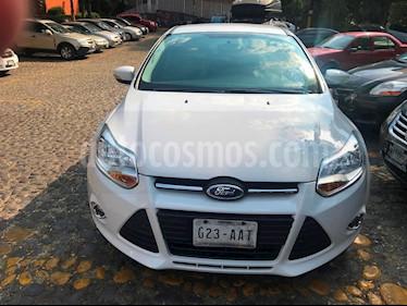 Foto venta Auto usado Ford Focus Hatchback SE Aut (2014) color Blanco precio $155,000