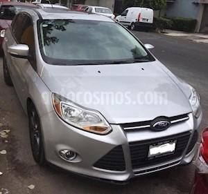 Foto venta Auto usado Ford Focus Hatchback SE Plus Aut (2013) color Plata Estelar precio $155,000
