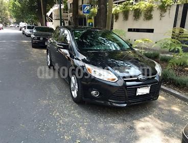 Foto venta Auto usado Ford Focus Hatchback SE Sport Aut (2013) color Negro precio $129,000