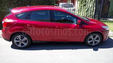 Ford Focus Hatchback SEL 2.0L usado (2012) color Rojo Italia precio $6.290.000