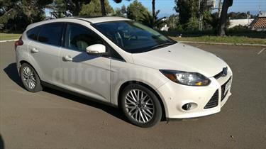 Foto venta Auto usado Ford Focus Hatchback SEL 2.0L (2013) color Blanco Perla precio $8.000.000