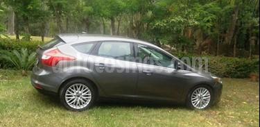 Foto venta Auto usado Ford Focus Hatchback SEL Aut (2012) color Gris Nocturno precio $150,000