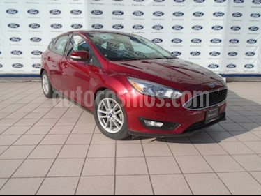 Foto venta Auto Seminuevo Ford Focus Hatchback Trend Aut (2015) color Rojo precio $190,000