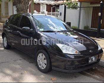 Foto venta Auto Usado Ford Focus One 5P 1.6 Ambiente (2010) color Negro Perla precio $154.900