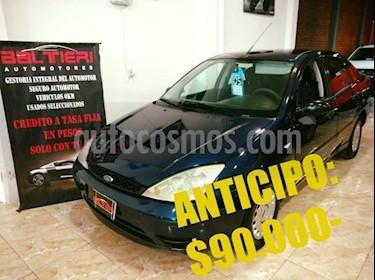 Foto venta Auto Usado Ford Focus One 5P 1.6 Edge (2005) color Azul precio $90.000