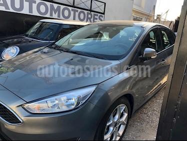 Foto venta Auto usado Ford Focus One 5P Edge 1.6 (2016) color Gris Oscuro precio $540.000