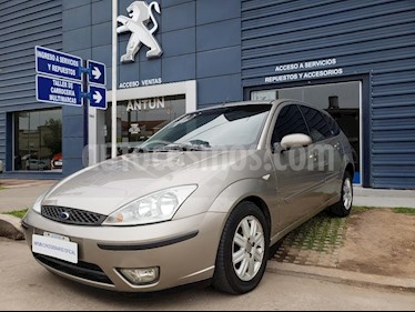Foto venta Auto Usado Ford Focus One 5P Edge 1.6 (2004) color Beige