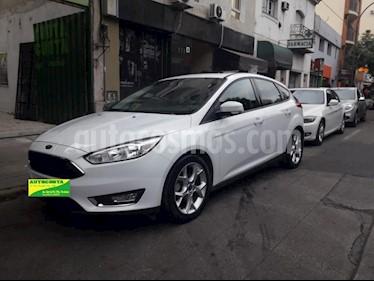 Foto venta Auto usado Ford Focus One 5P Edge 1.6 (2015) color Blanco precio $530.000