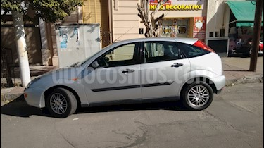 foto Ford Focus Sedan 1.8L Ghia TDi Seguridad