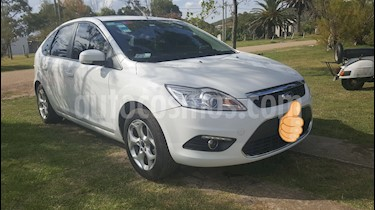 Foto venta Auto usado Ford Focus Sedan 2.0L Ghia (2012) color Blanco precio $250.000