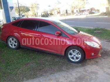 Foto venta Auto Usado Ford Focus Sedan 2.0L SE Plus (2013) color Rojo precio $340.000