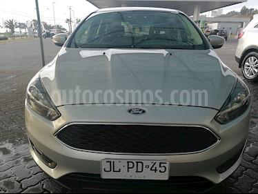 Ford Focus 2.0L SE Aut usado (2017) color Gris Plata  precio $9.250.000