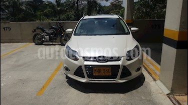 Ford Focus 2.0L Titanium usado (2014) color Blanco Oxford precio $43.000.000