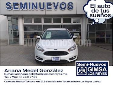 Foto venta Auto Seminuevo Ford Focus 4 PTS. SE, TM5, A/AC., VE (2016) color Blanco precio $224,000