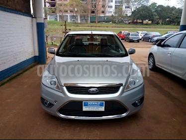 Foto venta Auto Usado Ford Focus 4Ptas. Ghia 1.8 TDCi (115cv) (2013) color Gris Plata  precio $265.000