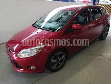 Foto venta Auto Seminuevo Ford Focus 5 PTS. HB SPORT, TA, A/AC., VE, BA, RA-16 (2012) color Rojo precio $129,900