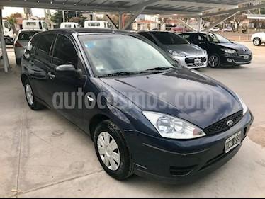 Foto venta Auto Usado Ford Focus 5P 1.6L Ambiente  (2009) color Azul precio $175.000
