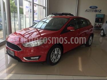Foto venta Auto Usado Ford Focus 5P 1.6L S (2018) color Rojo Bari precio $528.000