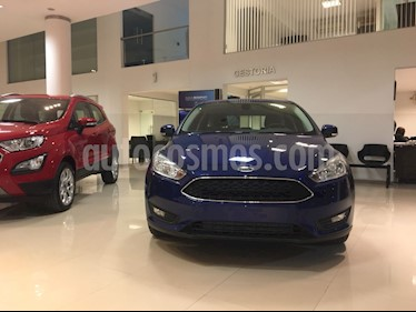 Foto venta Auto nuevo Ford Focus 5P 1.6L S color Gris Mercurio
