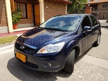 Foto venta Auto Usado Ford Focus 5P 1.6L Trend (2012) color Azul Monaco precio $220.000