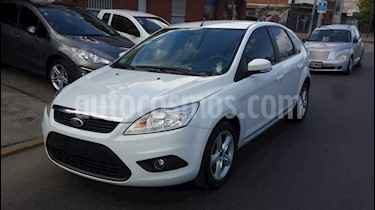 Foto venta Auto Usado Ford Focus 5P 1.6L Trend (2013) color Blanco Oxford precio $289.000