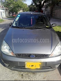 Foto venta Auto Usado Ford Focus 5P 1.8L Ambiente TDi (2007) color Gris precio $125.000