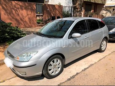 Foto venta Auto Usado Ford Focus 5P 1.8L Ghia TDCi (115 Cv) (2005) color Plata Metalizado precio $155.000