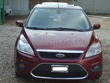 Foto venta Auto Usado Ford Focus 5P 1.8L Ghia TDCi (2010) color Bordo precio $220.000