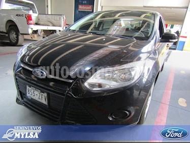 Foto venta Auto Seminuevo Ford Focus AMBIENTE 4-ptas AT (2014) color Negro precio $148,000