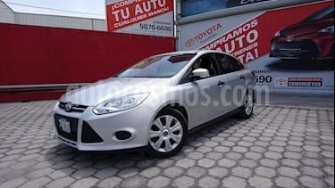 Foto venta Auto Usado Ford Focus Ambiente (2014) color Plata precio $160,000