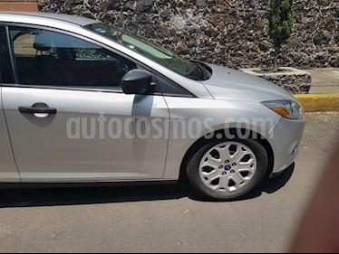 Foto venta Auto usado Ford Focus Ambiente (2014) color Gris Mercurio precio $105,000