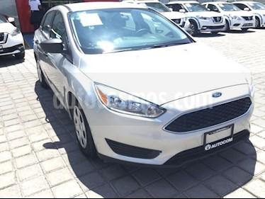 Foto Ford Focus FOCUS 4 GASOLINA 4P SEDAN usado (2015) precio $180,000