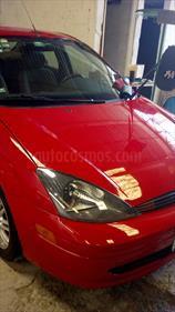 Foto venta Auto usado Ford Focus LX Aut  (2006) color Rojo precio $67,000