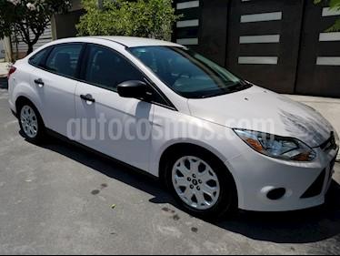 Foto venta Auto usado Ford Focus S Aut (2012) color Blanco precio $125,000