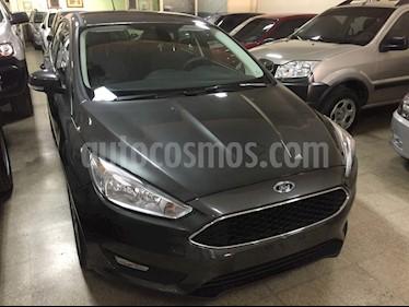 Foto venta Auto Usado Ford Focus S (2018) color Gris Oscuro precio $570.000