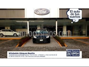 Foto venta Auto Seminuevo Ford Focus SE 4-ptas MT (2014) color Negro precio $129,000