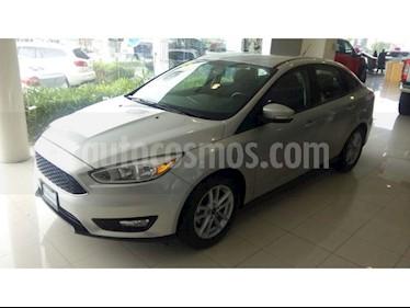 Foto venta Auto usado Ford Focus SE 4-ptas (2016) color Plata Estelar precio $253,000