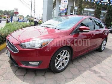 Foto venta Auto Usado Ford Focus SE Appearance - 4pts (2015) precio $185,000