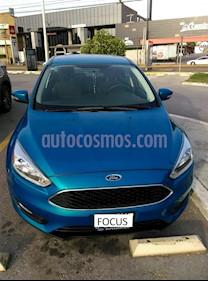 Foto venta Auto Usado Ford Focus SE Aut (2015) color Azul precio $215,000